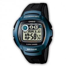 Часы CASIO W-210-1B