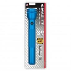 Фонарь MAGLITE LED ST3D116E (светодиод), 3D, синий, 31,3 см, в блистере