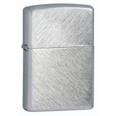 Зажигалка ZIPPO 24648 Classic с покрытием Herringbone Sweep, латунь/сталь, серебристая, матовая, 36x12x56 мм