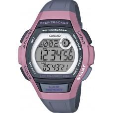 Часы CASIO LWS-2000H-4AVEF